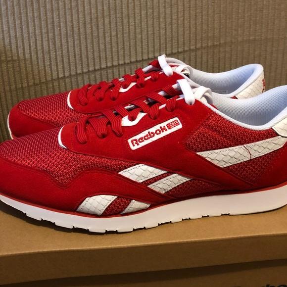 3b81d9cf00a Reebok YG 400 Hunnid Special Editon Sneakers Sz 12